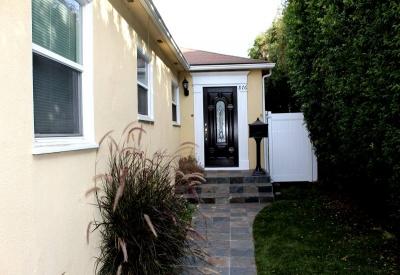 876 Alandele Museum Square 90036 Rental Front Door