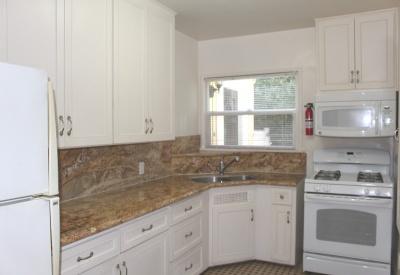 874 Alandele Avenue  Museum Square 1 Bedroom Rental 90036 Kitchen