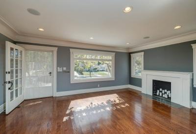 1335 N Ogden Dr Spaulding Square Bungalow 90046 Living Room