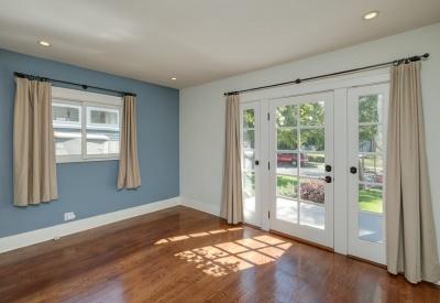 1335 N Ogden Dr Spaulding Square Bungalow 90046 Front Bedroom